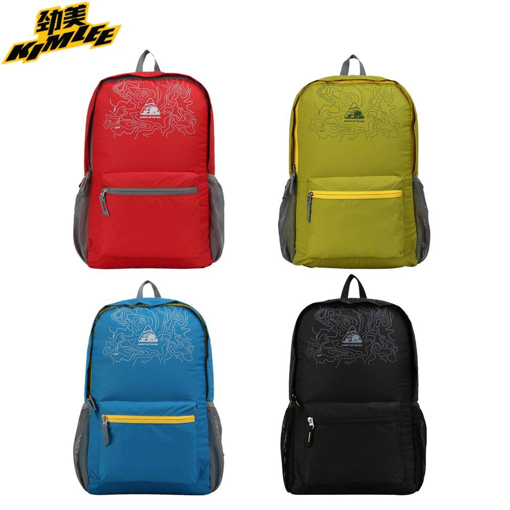 bca74ce0a97b Kimlee Ultra Light Large 35l Waterproof Travel Backpack- Fenix ...