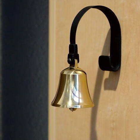 楽天市場 ドアベル 真鍮 おしゃれ インテリア かわいい 玄関 呼び鈴