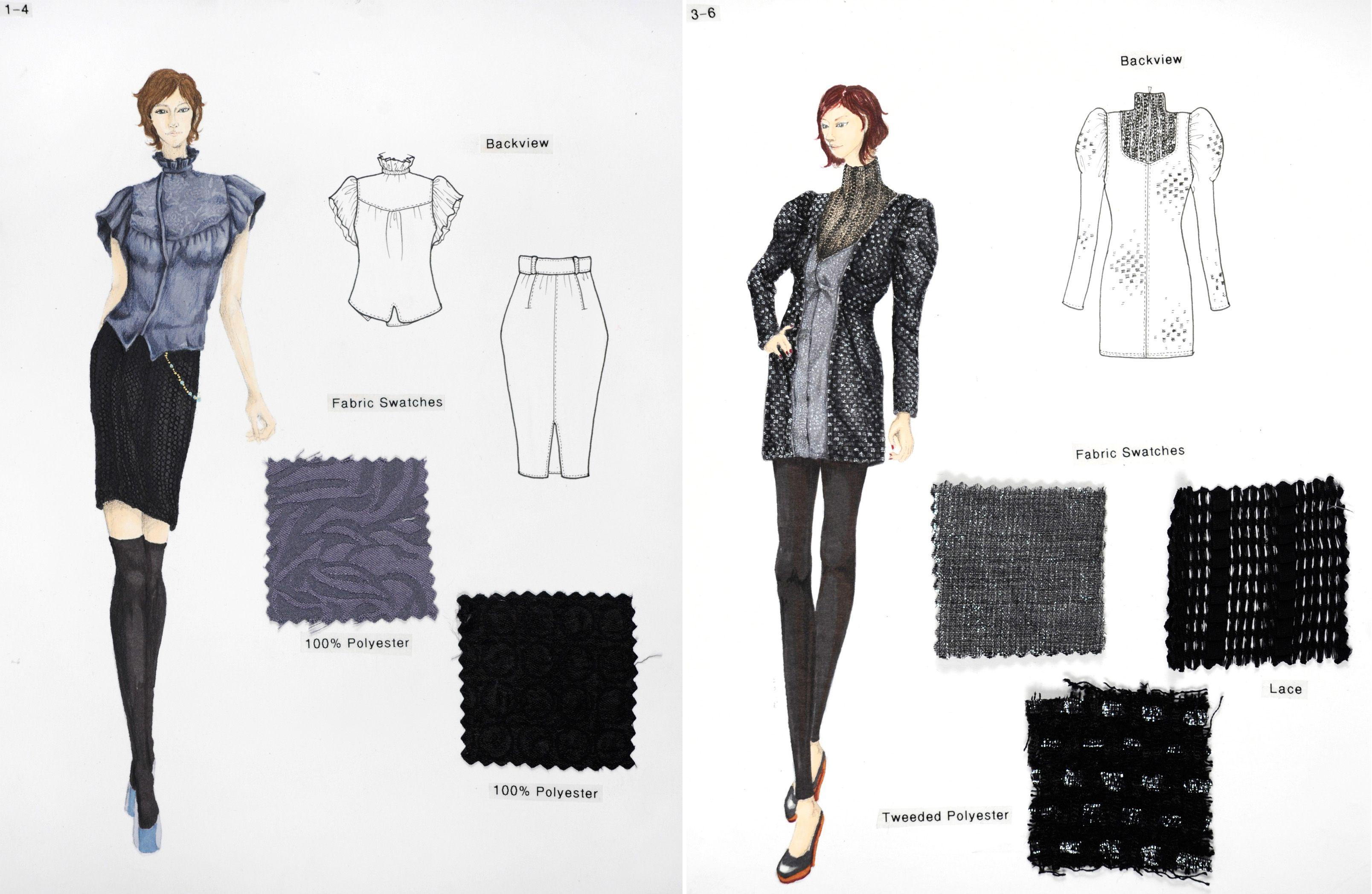 Http Ashcanstudio Com En Fashion Design Portfolio Fashion Fashion Portfolio