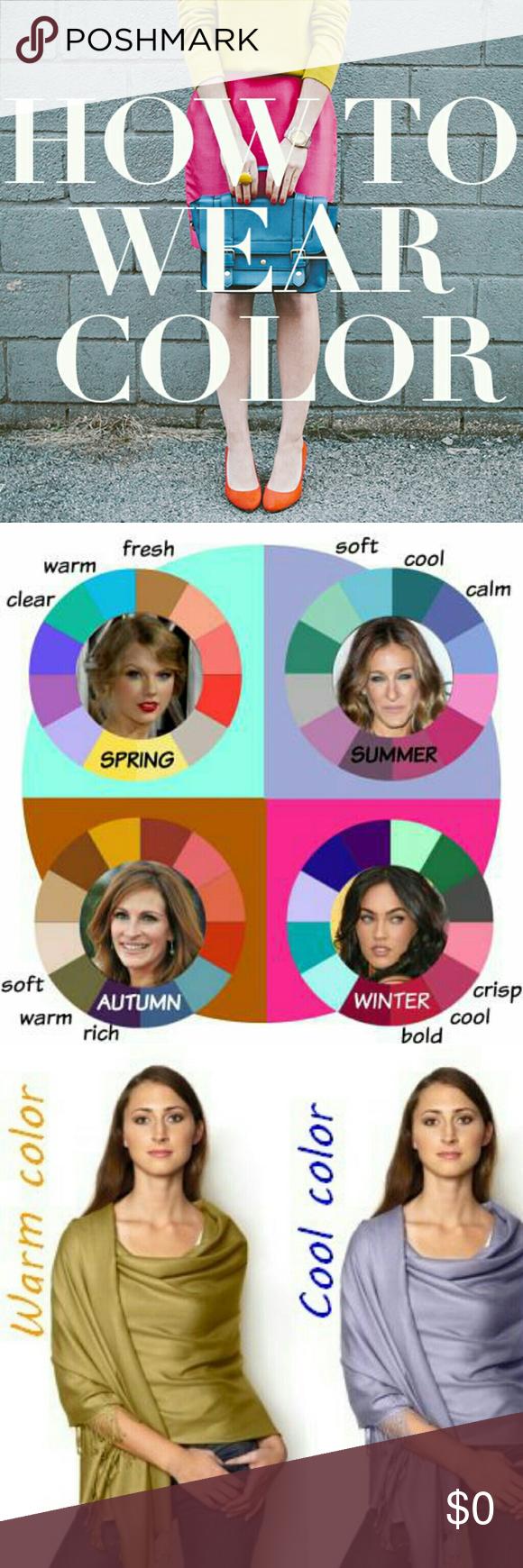 i am a winter what colors should i wear