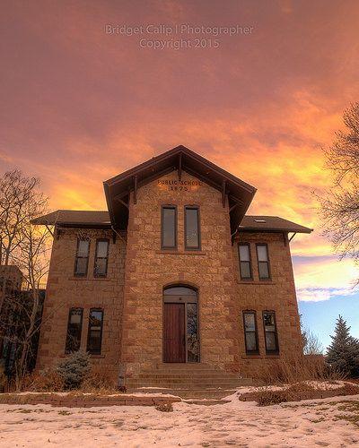 Morrison Public School Established 1875 | by Bridget Calip - Alluring Images