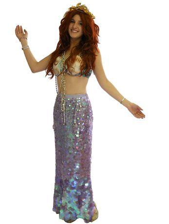 Mermaid - Angels Fancy Dress Costumes 30th Birthday Party Ideas - angel halloween costume ideas