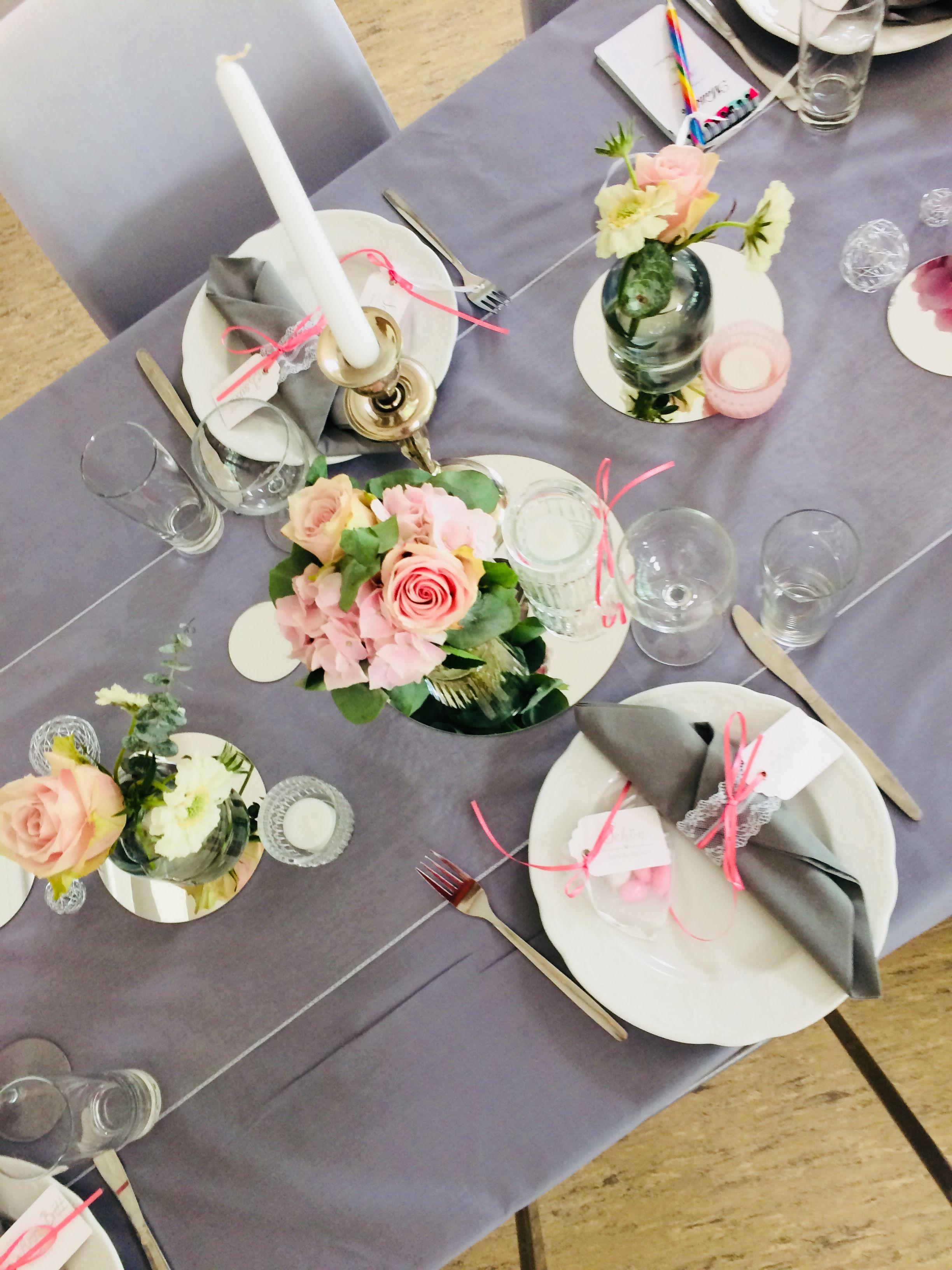 Light Rose Eine Hochzeit In Grau Weiss Und Rosa Die Kombination