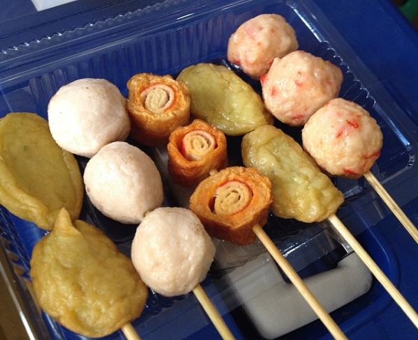 Resep Bakso Kepiting Goreng Makanan Jalanan Resep Makanan Dan Minuman