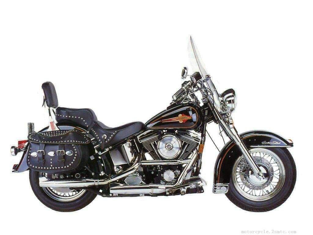Harley Davidson Flstc 1340 Heritage Softail Classic Harley Davidson Classic Harley Davidson Harley Softail [ 768 x 1024 Pixel ]