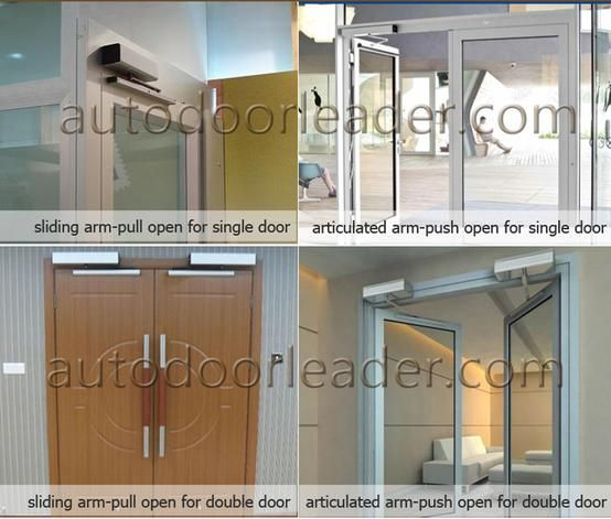 Automatic Door Make Our Life Convenient Automatic Door