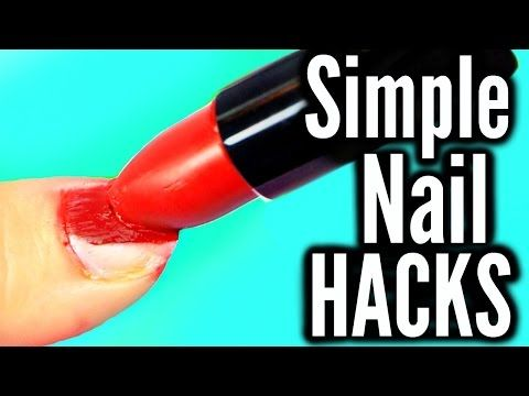 Red Pink White Water Marble Nail Art Tutorial Water