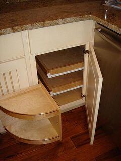 Dead Corner Solution Corner Kitchen Cabinet Corner Cabinet
