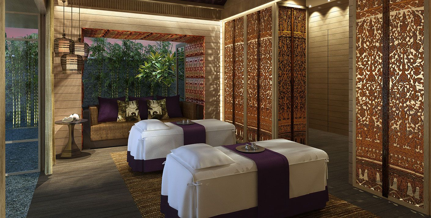 Studio hba hospitality designer best interior design for Hotel spa decor