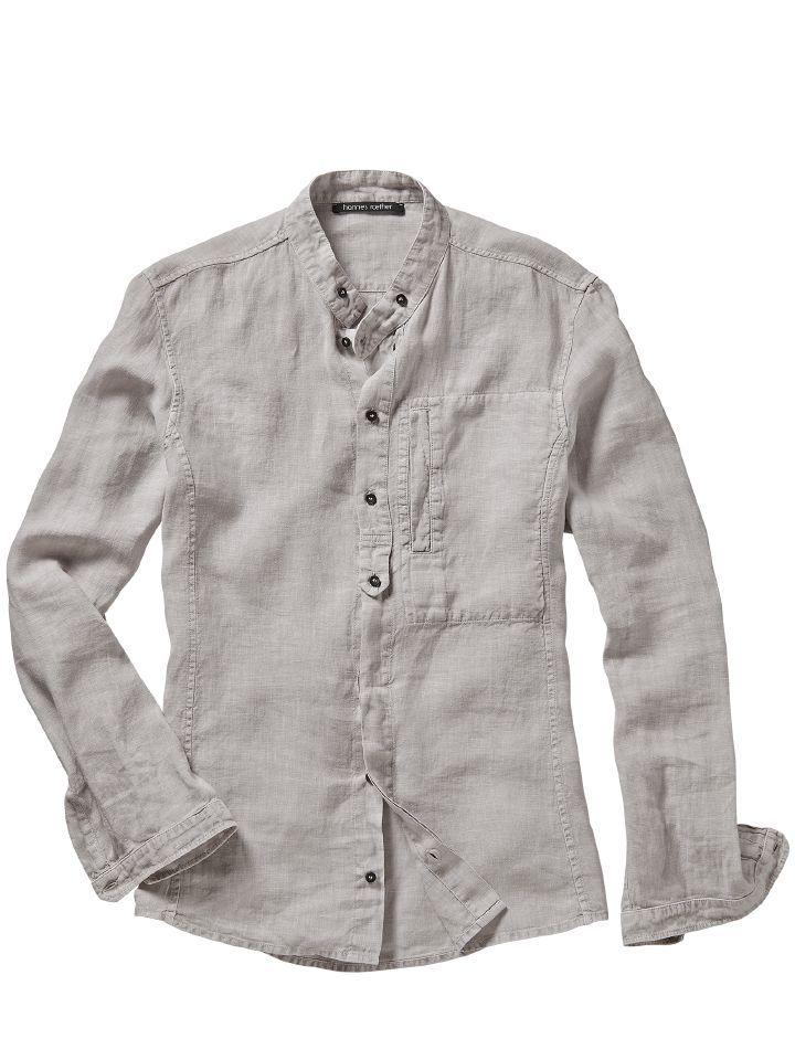 Großhandel Online bestellen bestbewertet Leinenshirt Top | shirt in 2019 | Leinenhemd, Vintage ...