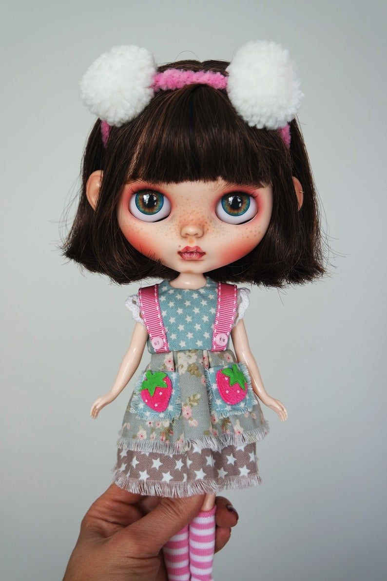 Blythe Shabby Chic Dress Set by Cihui
