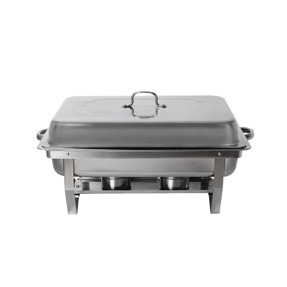 Us 16466 28 Off 9l Stainless Steel Chafing Dish Food Warmer