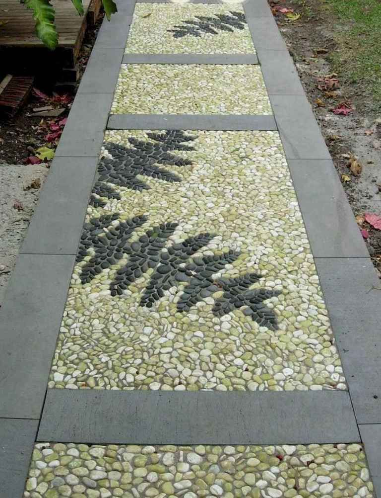 16 magnificent diy mosaic garden path decorations for your on magnificent garden walkways ideas for unique outdoor setting id=20560