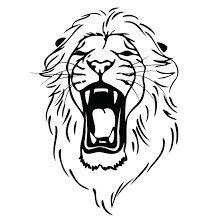 Pin Von Herberth Amado Auf Blue Lion Designs Lowenzeichnung Lowe Skizze Brullender Lowe Tattoo