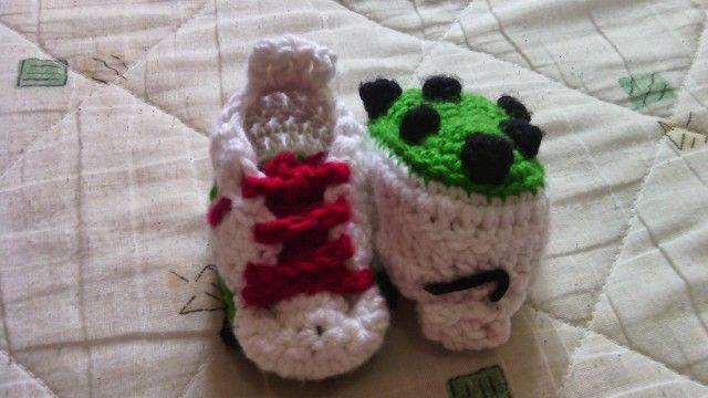 Crochet soccer México