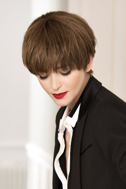 Épinglé sur Short Hair for Women