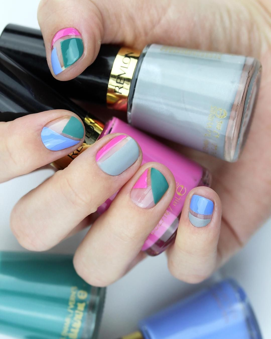Instagram | Nails | Pinterest | Nail color designs and Acrylic nail ...