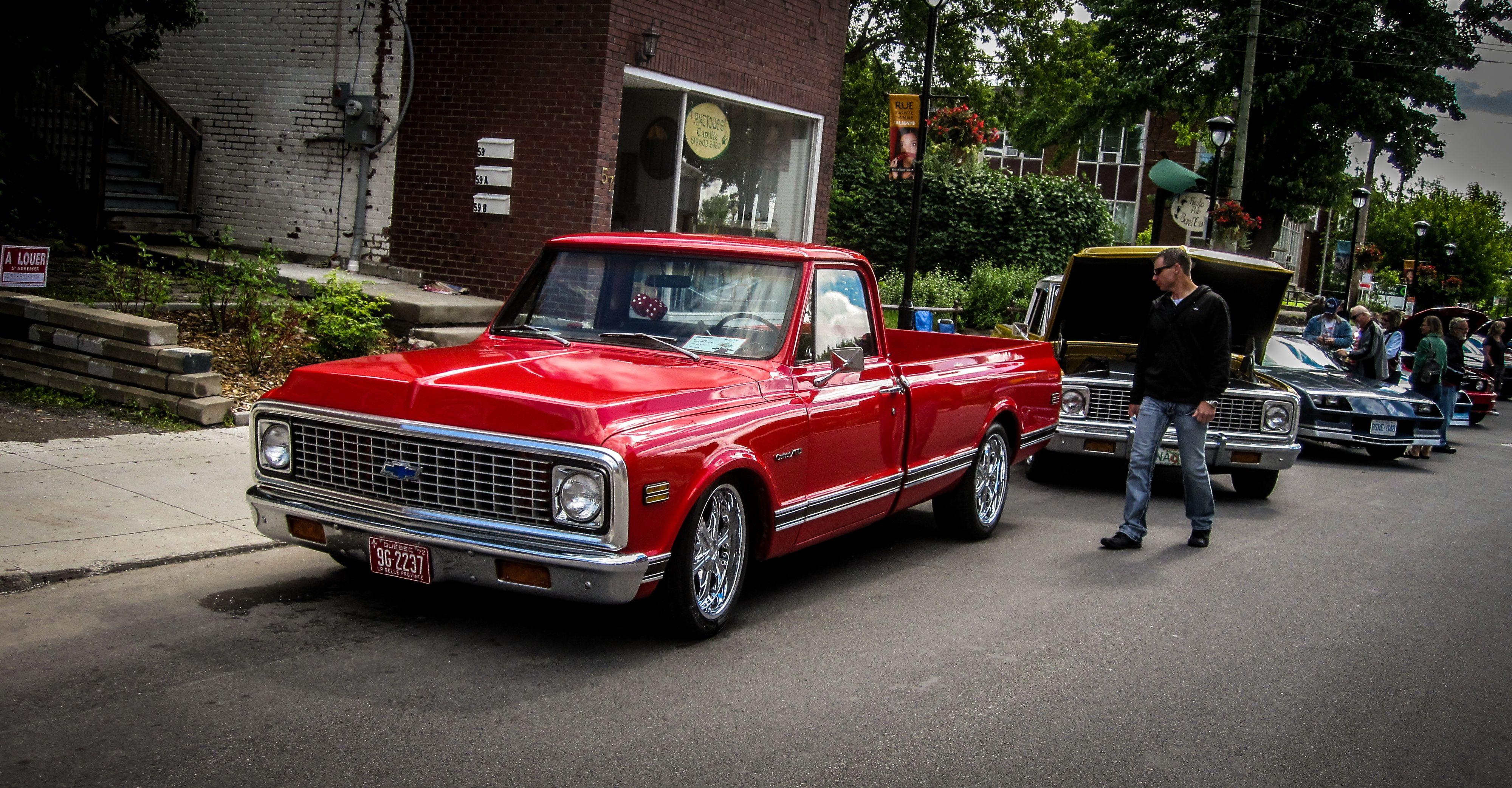 Chevy C10 72 Classic Chevy Trucks Chevy C10 Chevy Trucks