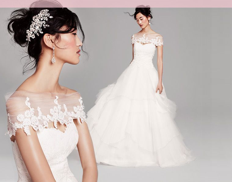 Hayley Paige Collection Wedding Dress