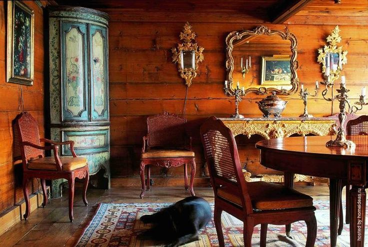 Russian Houses Interior