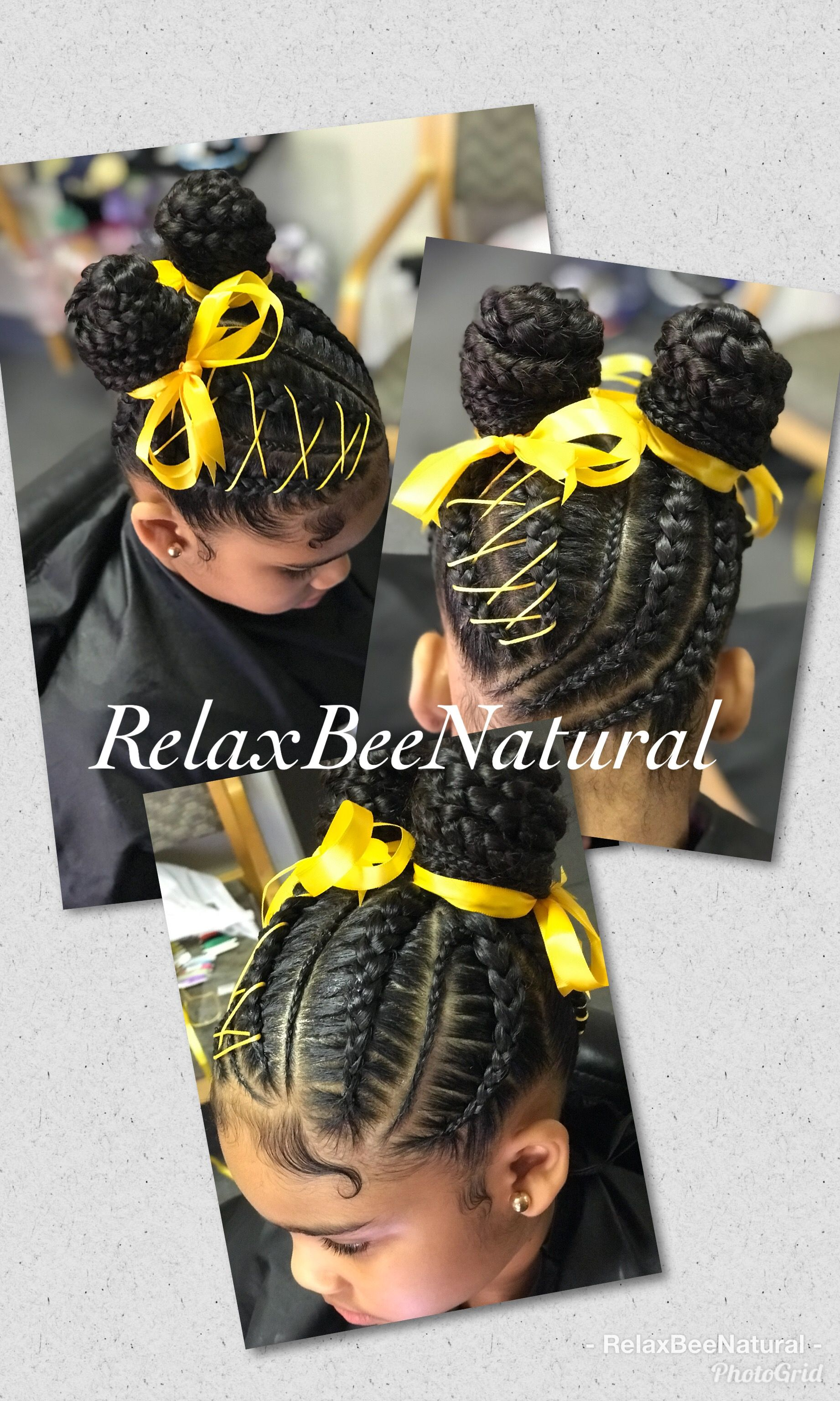 relaxbeenatural #naturalhair #protectivestyles #hairjourney