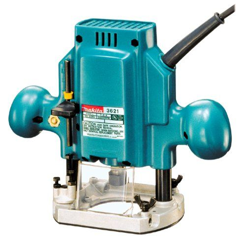 Makita 3621 1 1 4 Hp Plunge Router Discontinued By Manufacturer For Sale Plunge Router Router Router Price