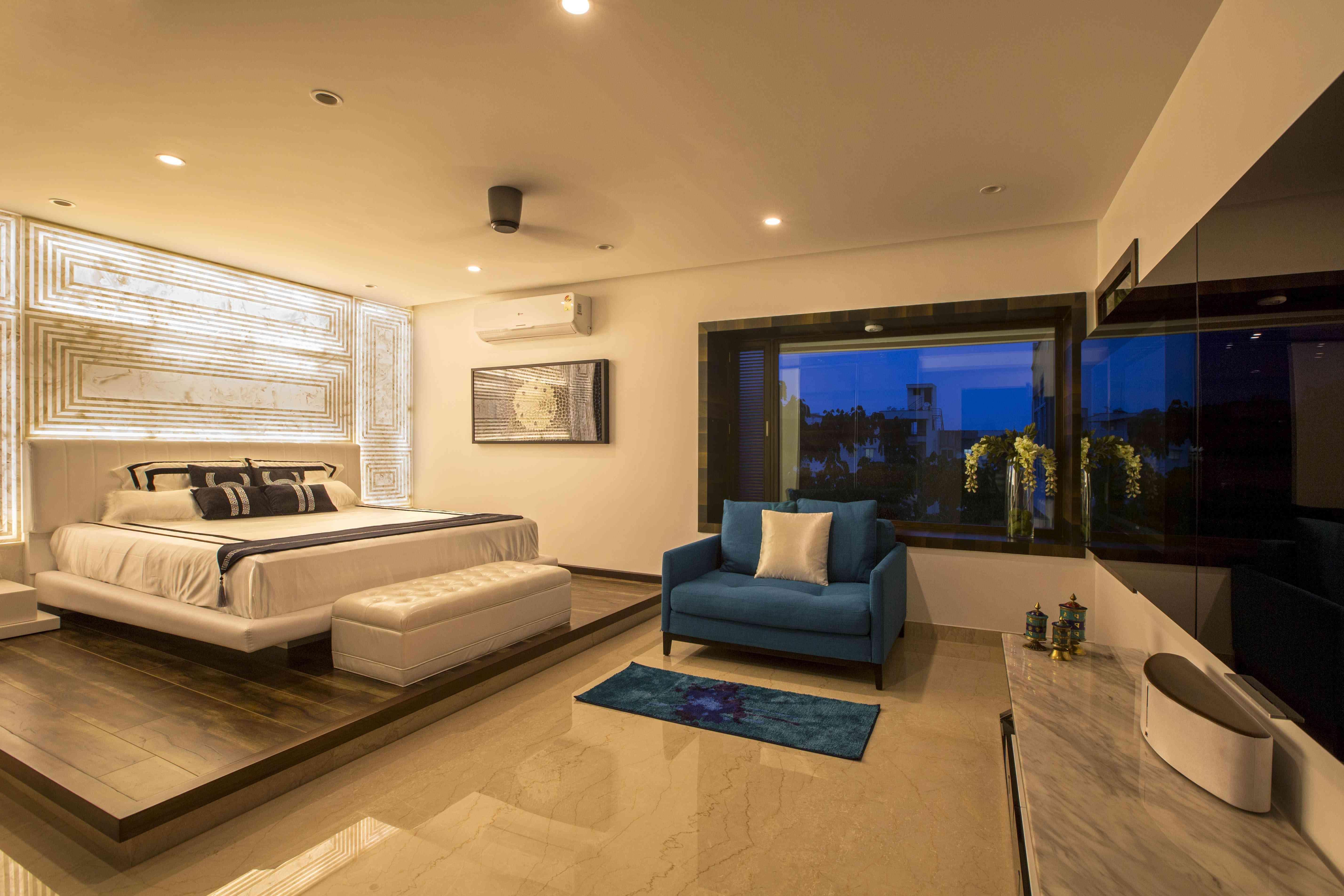 Bedroom Design By Designcafe Modern Apartment Design Apartment