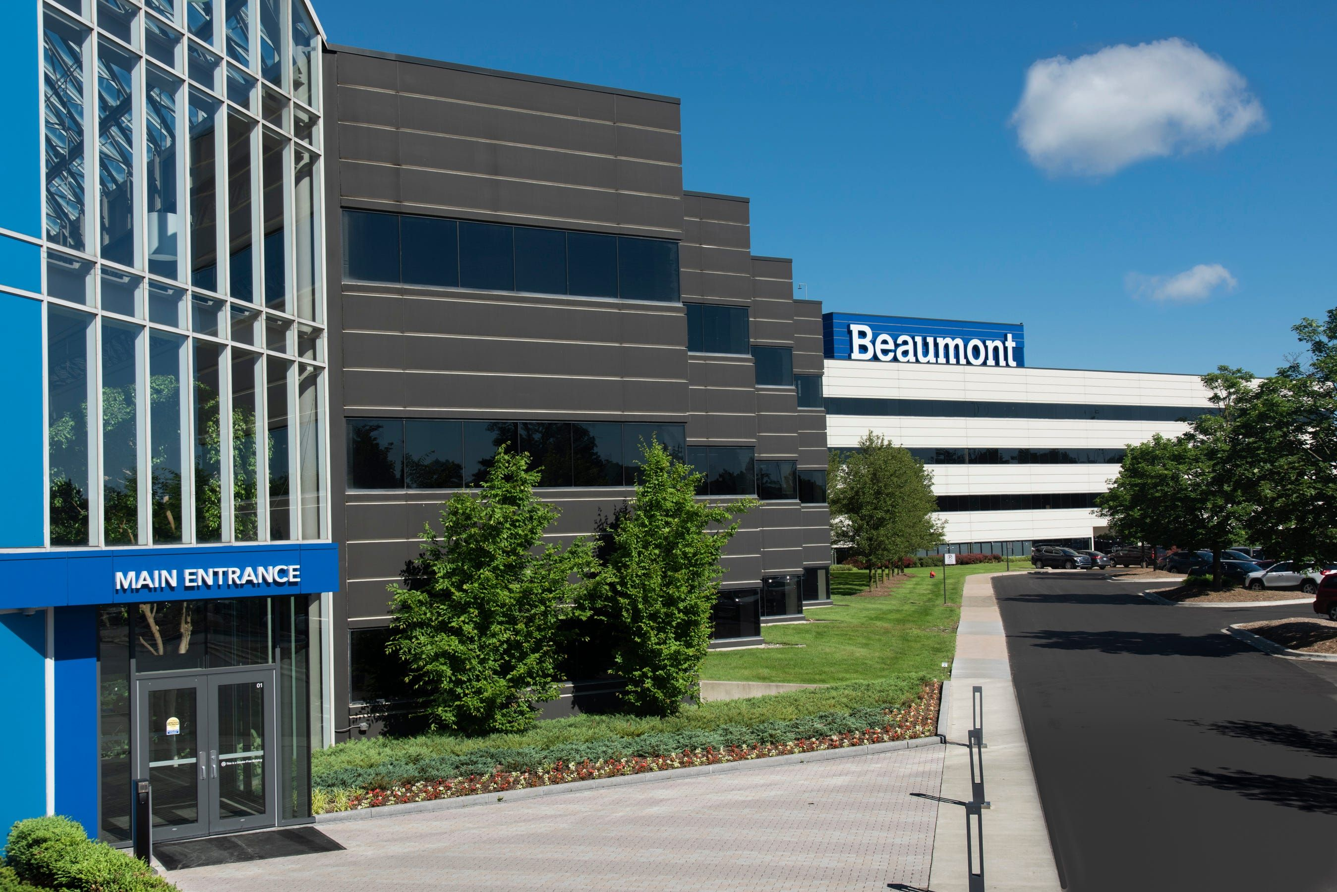 Beaumont health to acquire ohio hospital system hospital