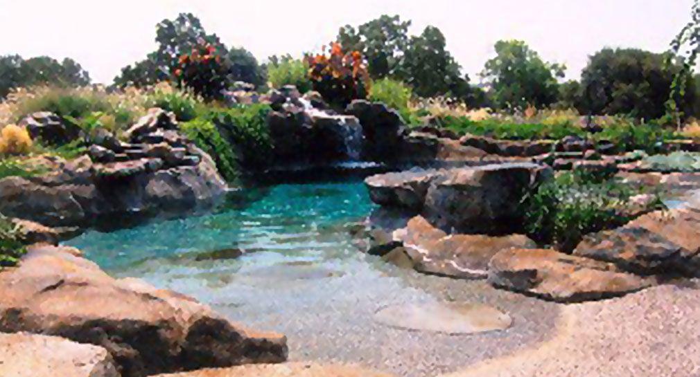 lagoon pool - Google Search | Pools | Pinterest | Lagoon pool and ...