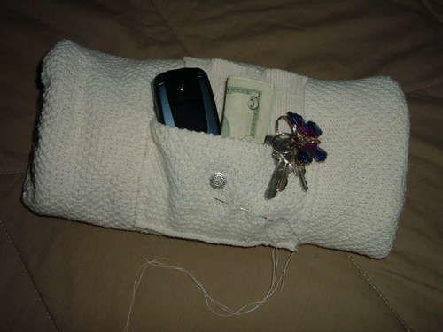 Heatable Hand Muffler | Sewing & Needlework Crafts | Diy