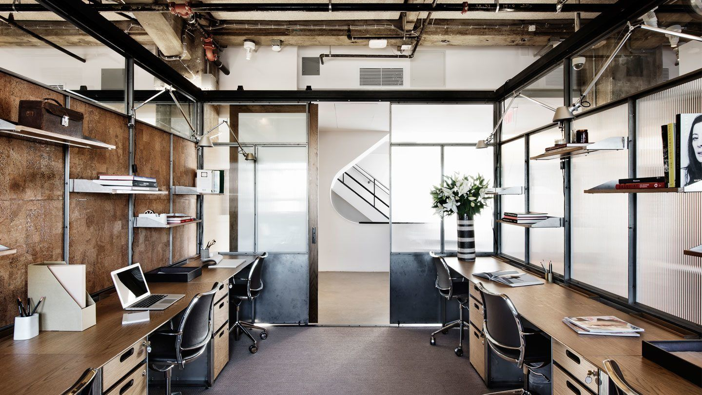 A tour of neuehouse s cool los angeles coworking space Coworking space design ideas