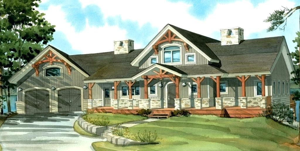 House Plans Single Story With Wrap Around Porch Gorgeous Rectangular House Plans Wrap Around Porch Ho Craftsman House Plans Porch House Plans Ranch House Plans