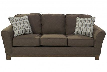 Janley Chocolate Sofa Sofa Upholstery Sofa Colors Furniture