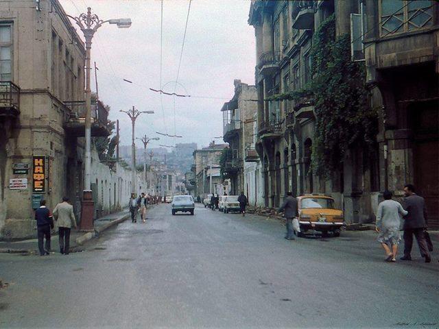Basin Kucəsi Baku Azerbaijan Baku Street View