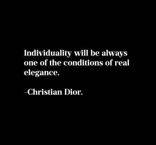 quote, dior, and fashion image