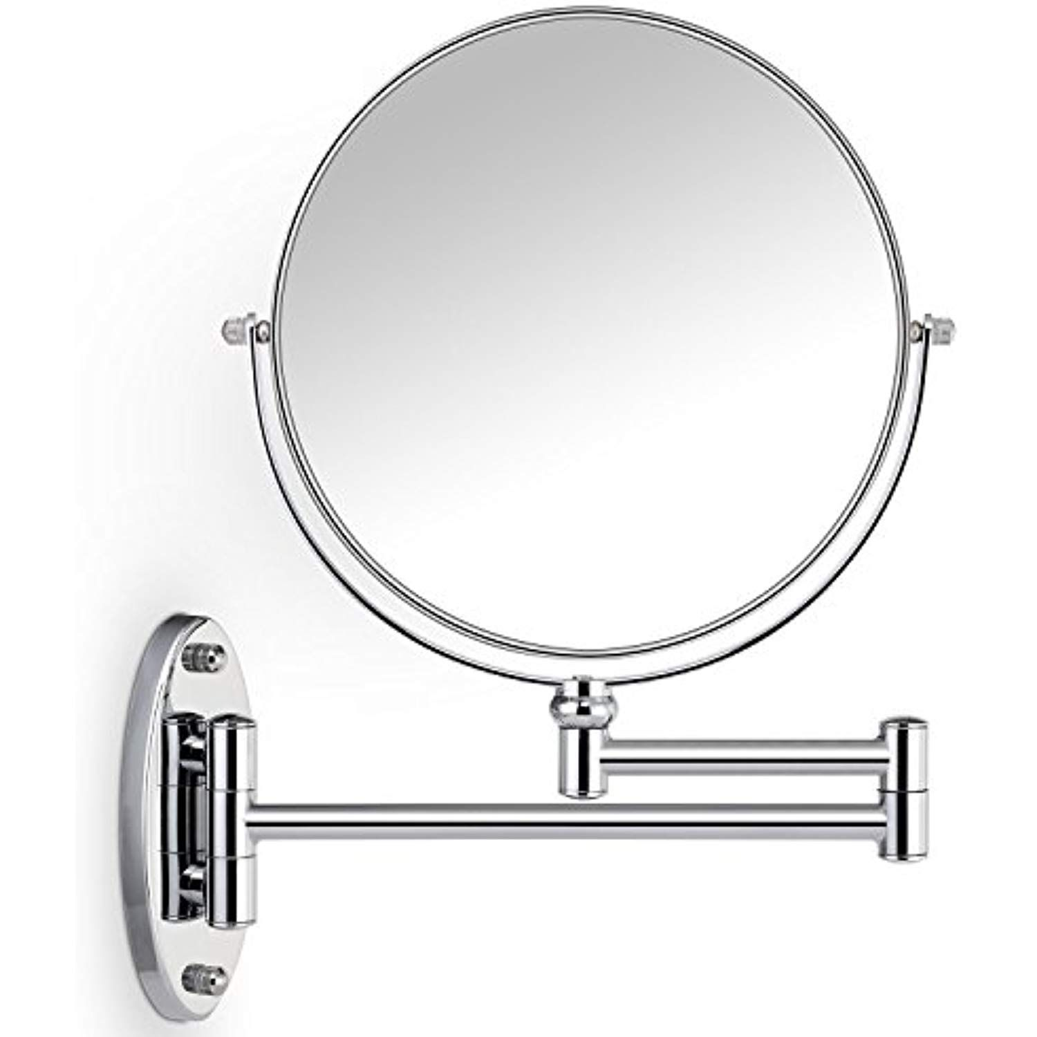 Cosprof Bathroom Mirror 10x 1x Magnification Double Sided 8 Inch Wall Mounted Vanity Magnifying Mirr Wall Mounted Makeup Mirror Magnifying Mirror Makeup Mirror