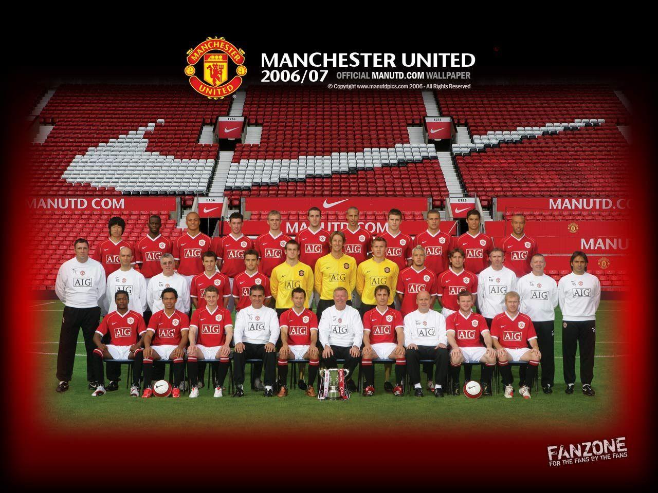 Manchester United Manchester United Team Manchester United Manchester United Wallpaper