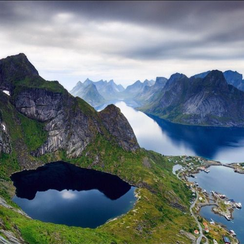 Reinebringen - Lofoten, Norway