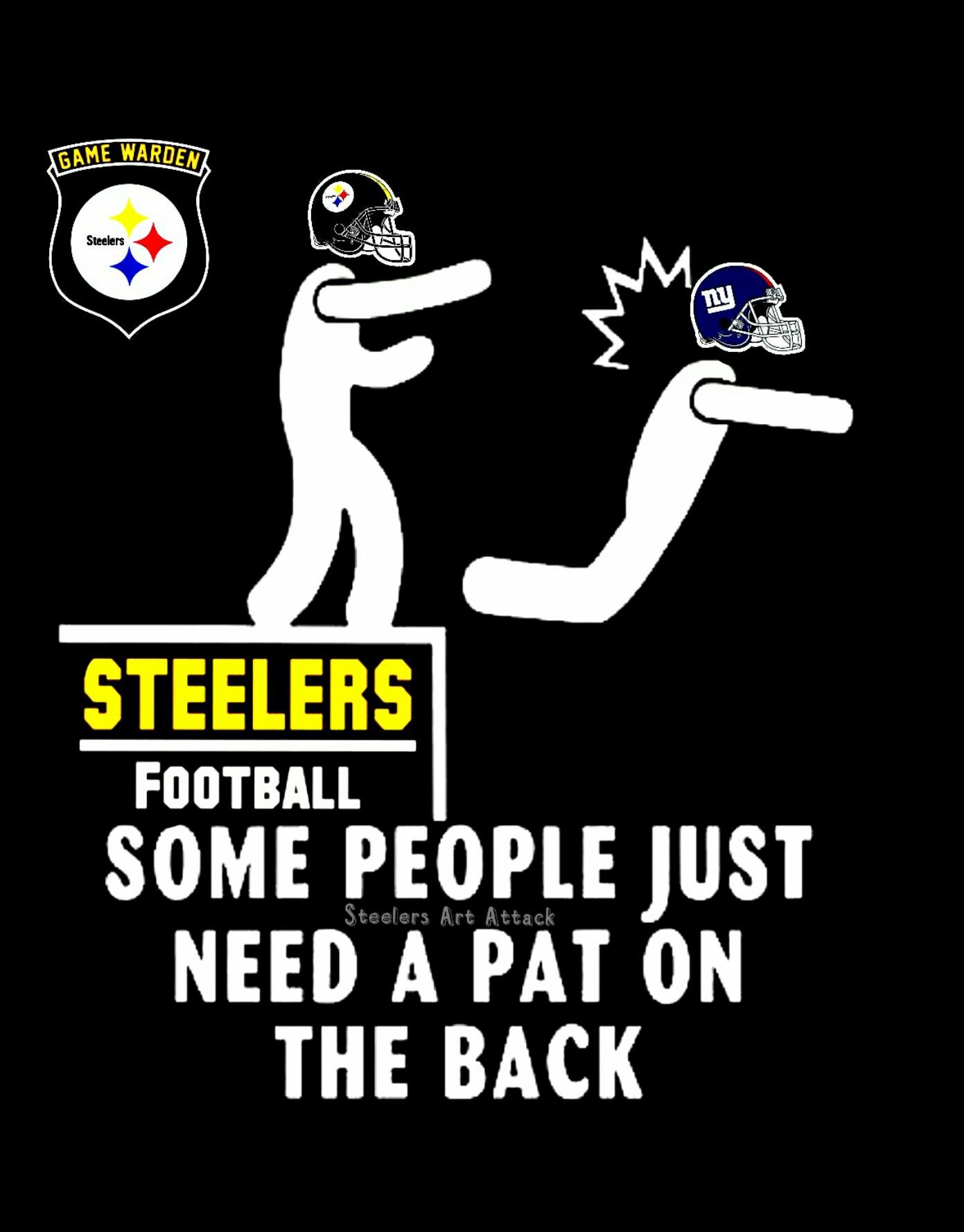 Pin by allen hornberger on Steelers Art Attack Steeler