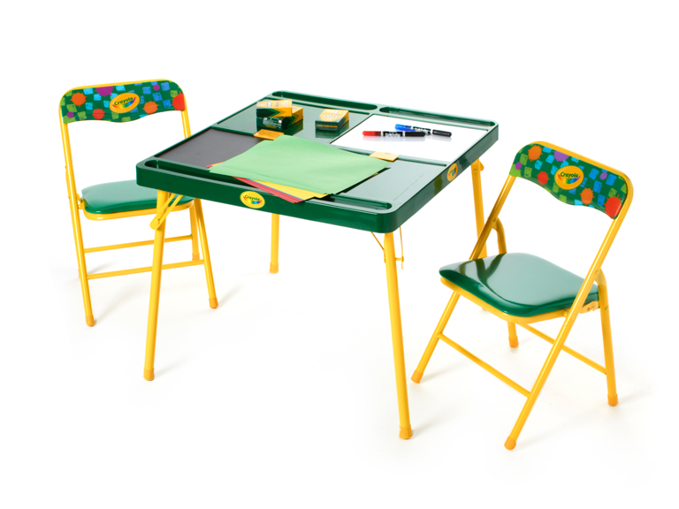 Kids Only Crayola 4-in-1 Art Center-20955-(NEW) for $29.99