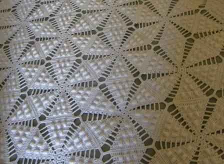 Crocheted Bedspread Patterns Free Patterns Crochet Bedspread