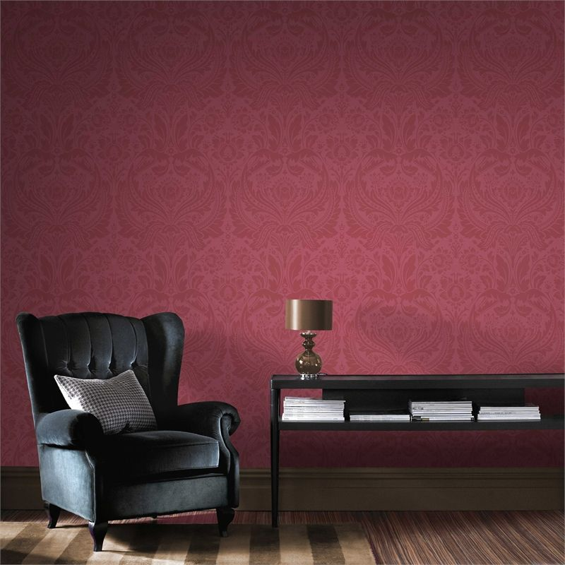 Find Graham & Brown Desire Wallpaper 520mmx10m Red at Bunnings ...