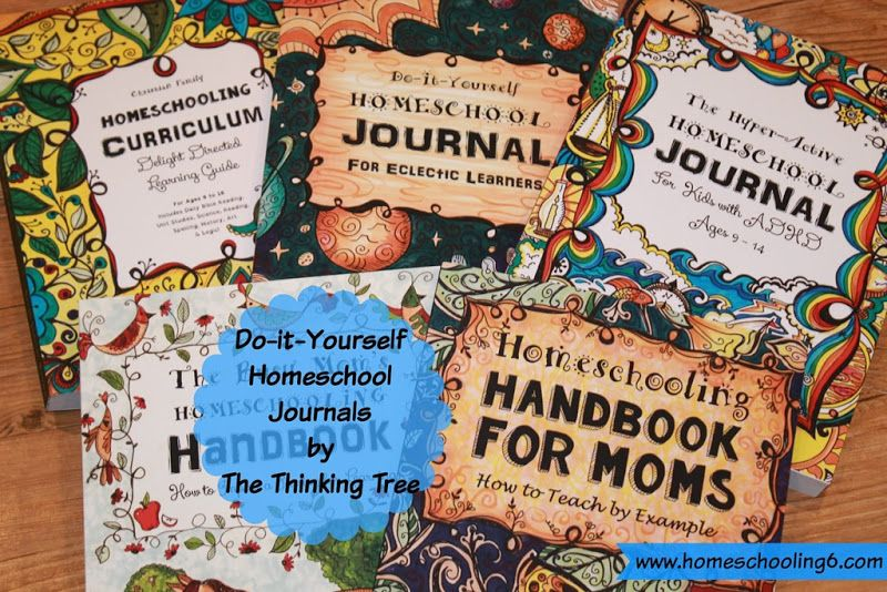 Do it yourself homeschool journals homeschooling pinterest do it yourself homeschool journals solutioingenieria Image collections