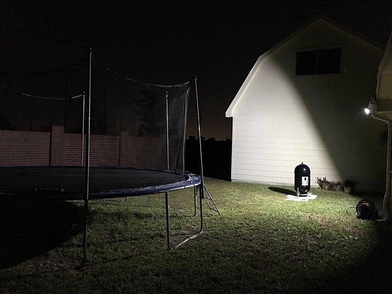 Motion Sensor Light Lte 20w Waterproof Pir Sensor Security Led Lights 6000k 1500 Lumen 100w Halogen Lights Equiva Led Flood Lights Home Lighting Led Lights