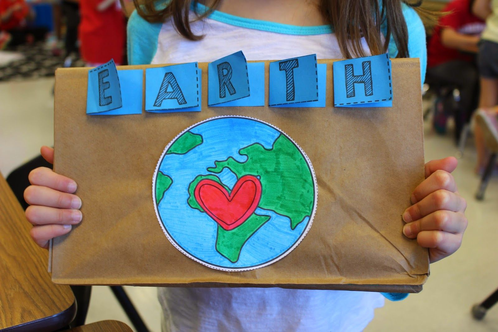 A Day In The Life Of A Teacher Earth Day Schedule Of A