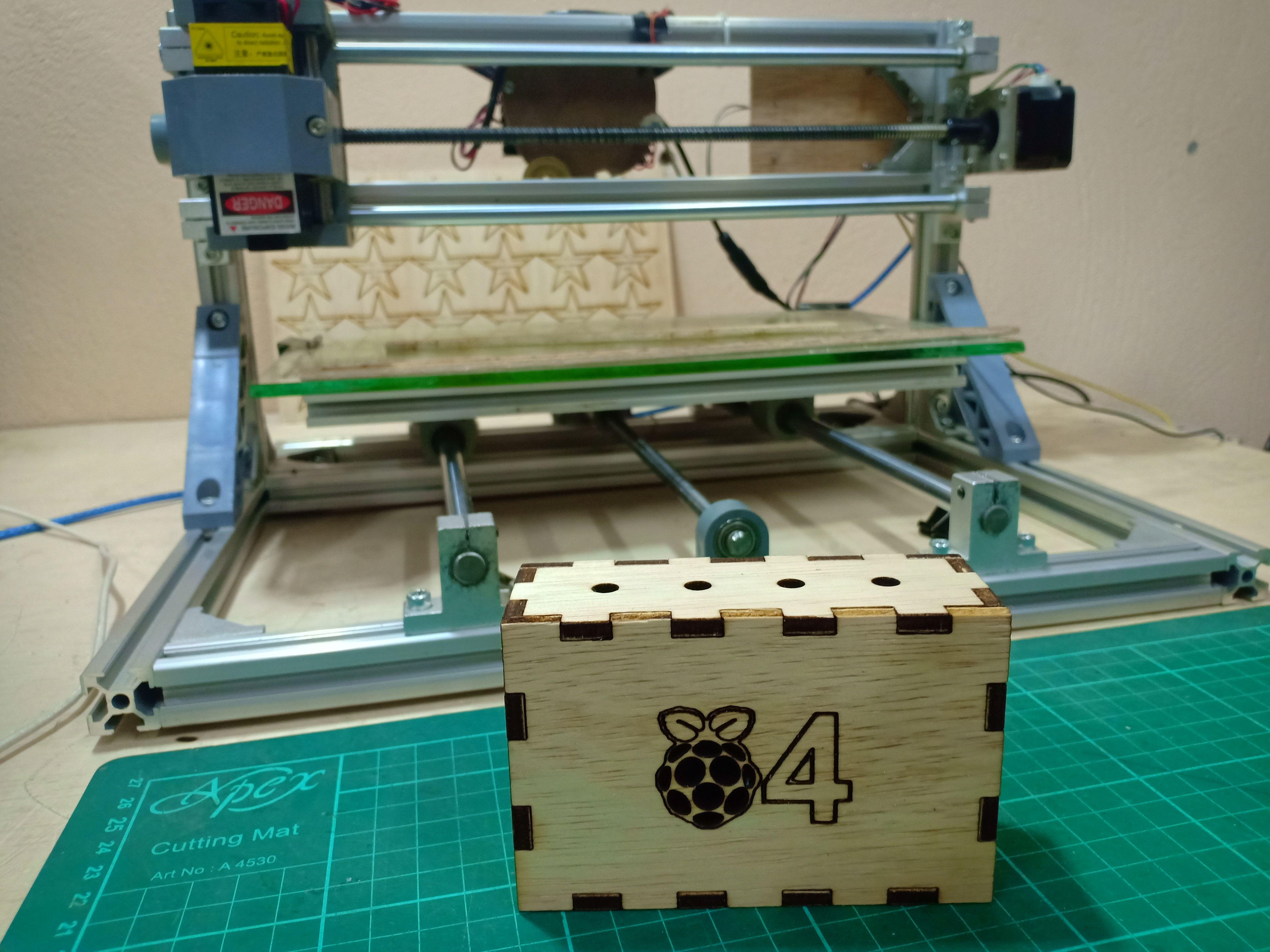 Diy Cnc 3018 Small Cnc Machine Diy Cnc Cnc Projects