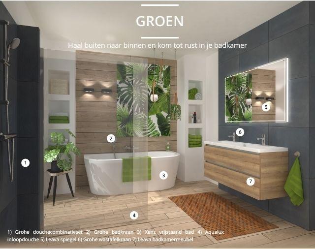 Badkamers en sanitair - Badkamermarkt.nl - badkamers   Pinterest ...