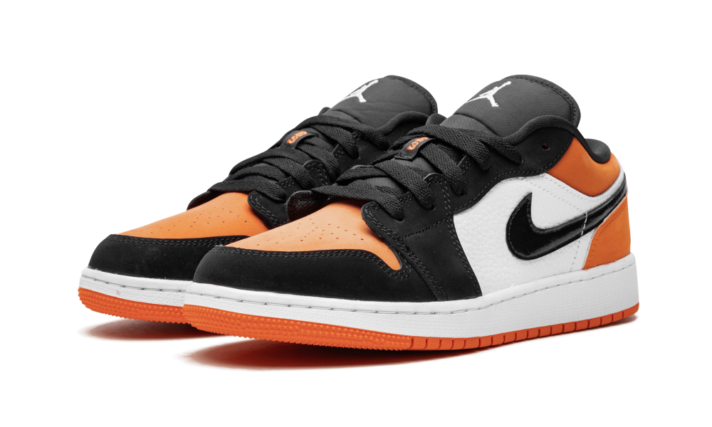 air jordan 1 low orange gs