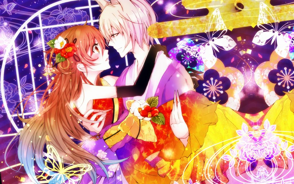 Kamisama Hajimemashita Wallpaper By Ryushurei Deviantart Com On Deviantart Kamisama Kiss Anime Anime Lovers