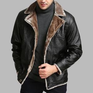 50b1af3dcd88 Man s Outerwear – vellishy   fashuren   Leather Jacket, Jackets, Clothes